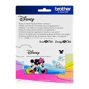digitale downloadcard mickey applicatie patronen