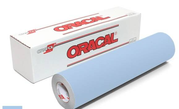 oracal powder bleu