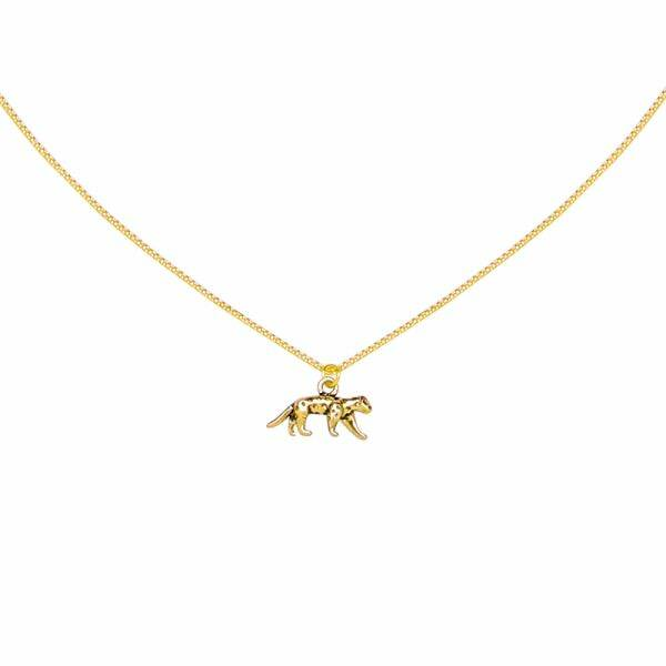 Ketting - Lucky Leopard