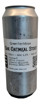 Prototype 5 - Oak Oatmeal Stout (Hungarian Oak) - 500ml Can.