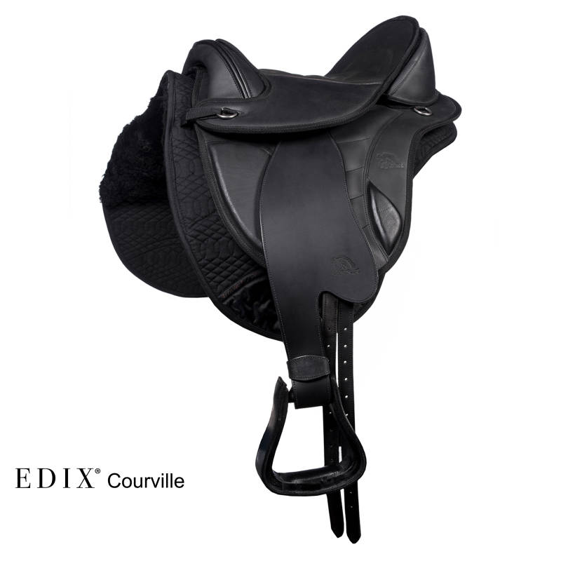 EDIX saddles Courville