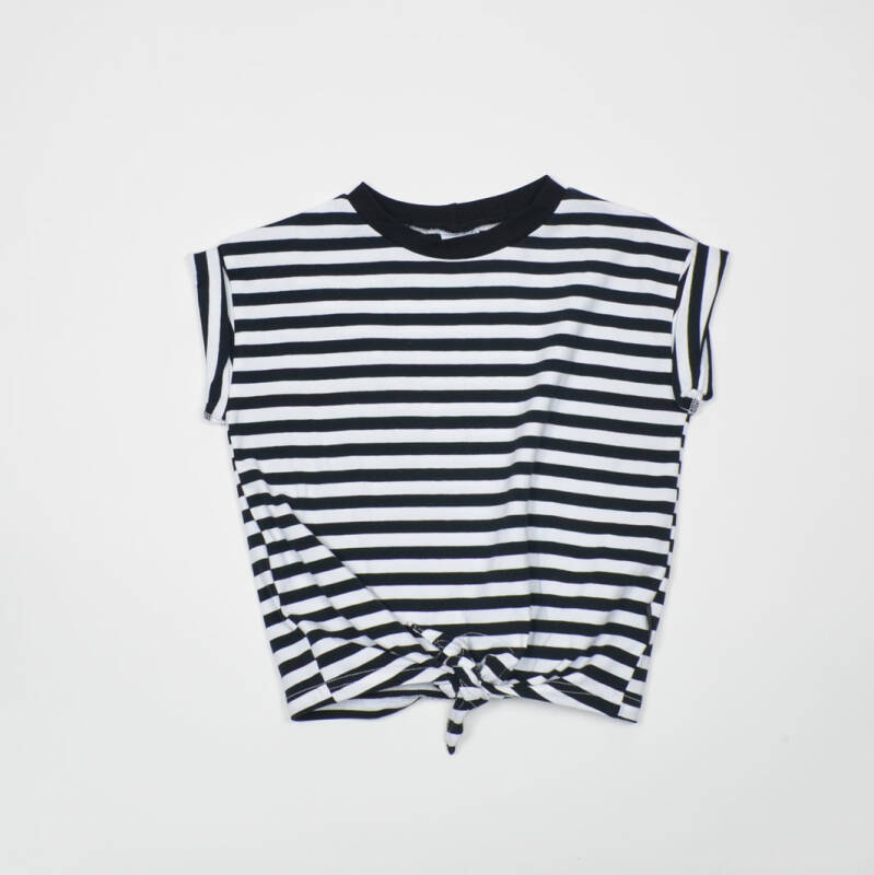 Knotted top - Stripes