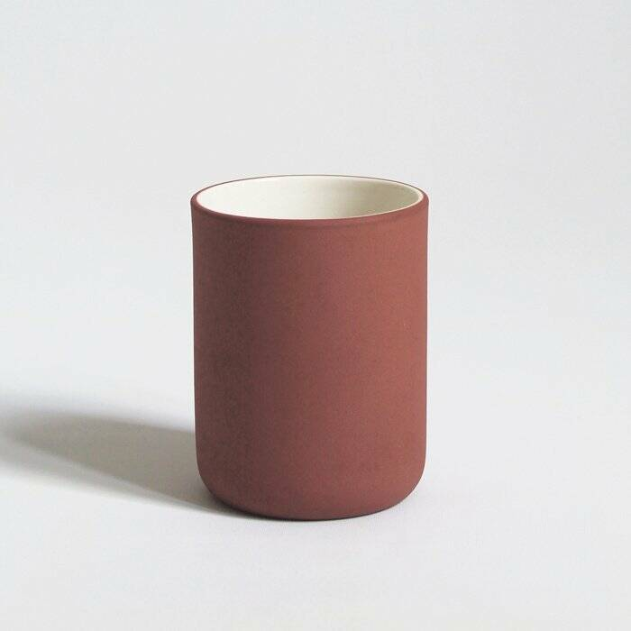 Studio Koffiemok Archive Terracotta 15 cl.