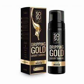 SOSU Dripping Gold Mousse