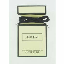 Just Glo Bergamot Scented Candle 140g