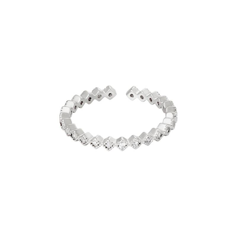 Ring lullaby zilver
