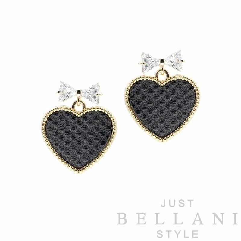 Just Bellani Style oorbellen ER00633