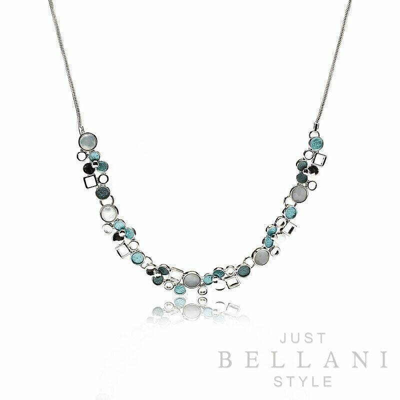 Just Bellani Style ketting NE00571