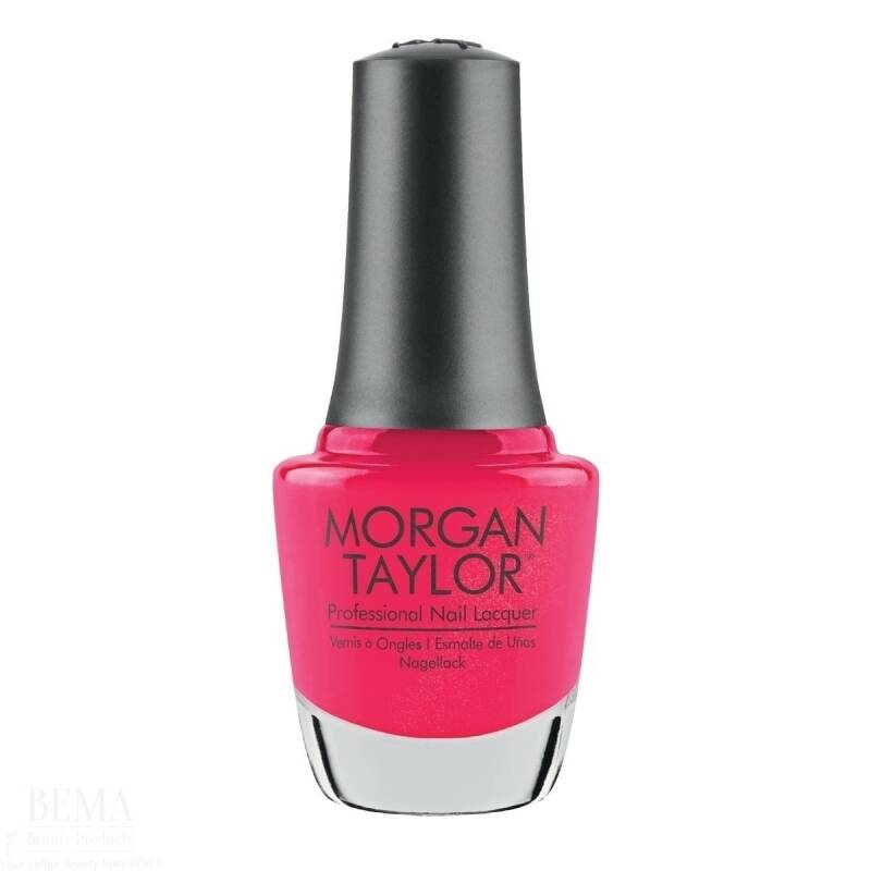 Morgan Taylor Hip Hot Coral 15 ml