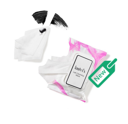 Lash FX Cleansing Wipes