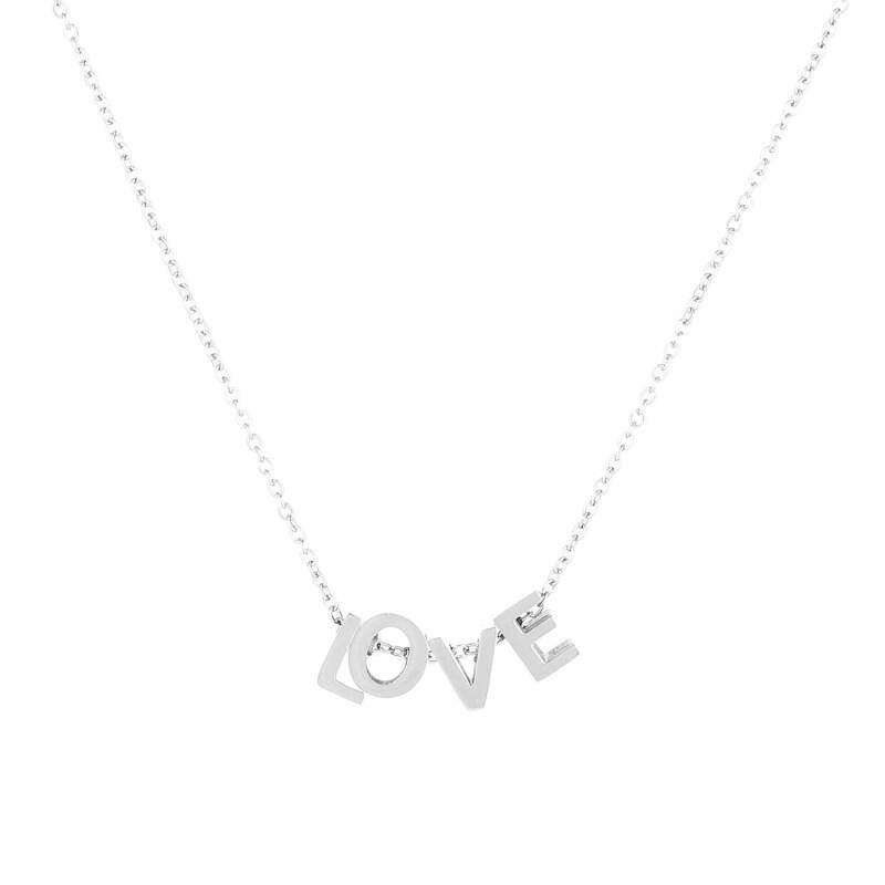 Letters Of Love Silver