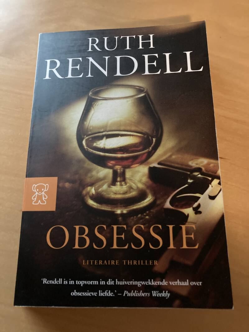 Ruth Rendell - Obsessie
