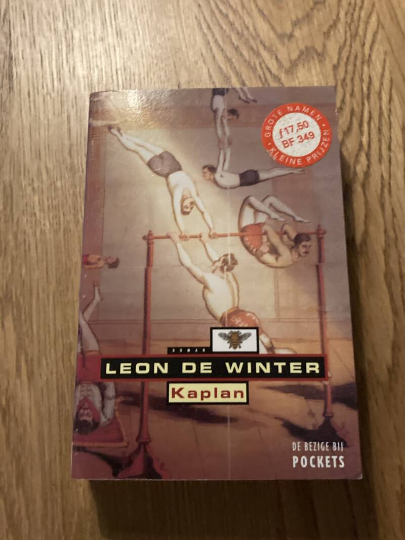 Leon de Winter - Kaplan