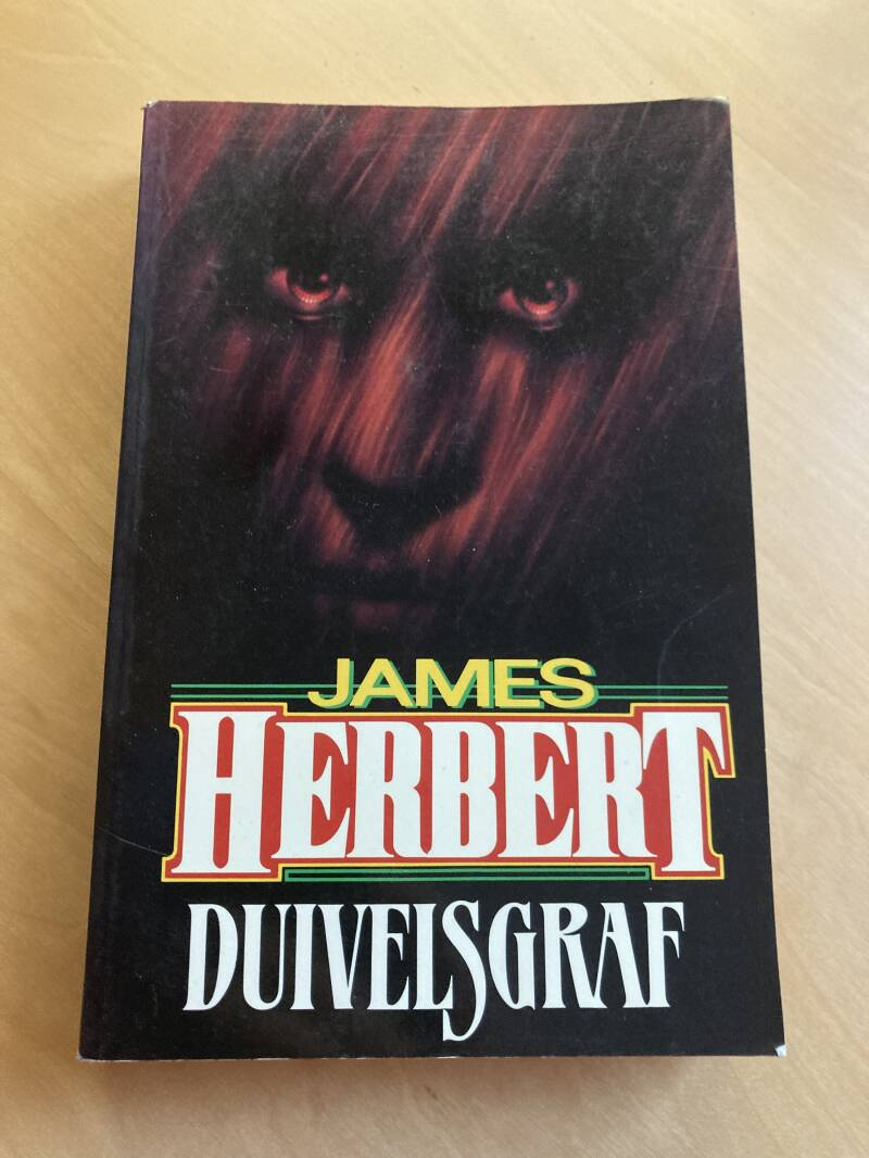 James Herbert - Duivelsgraf