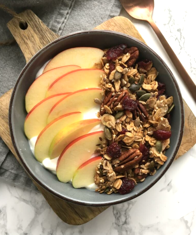 Winter Granola