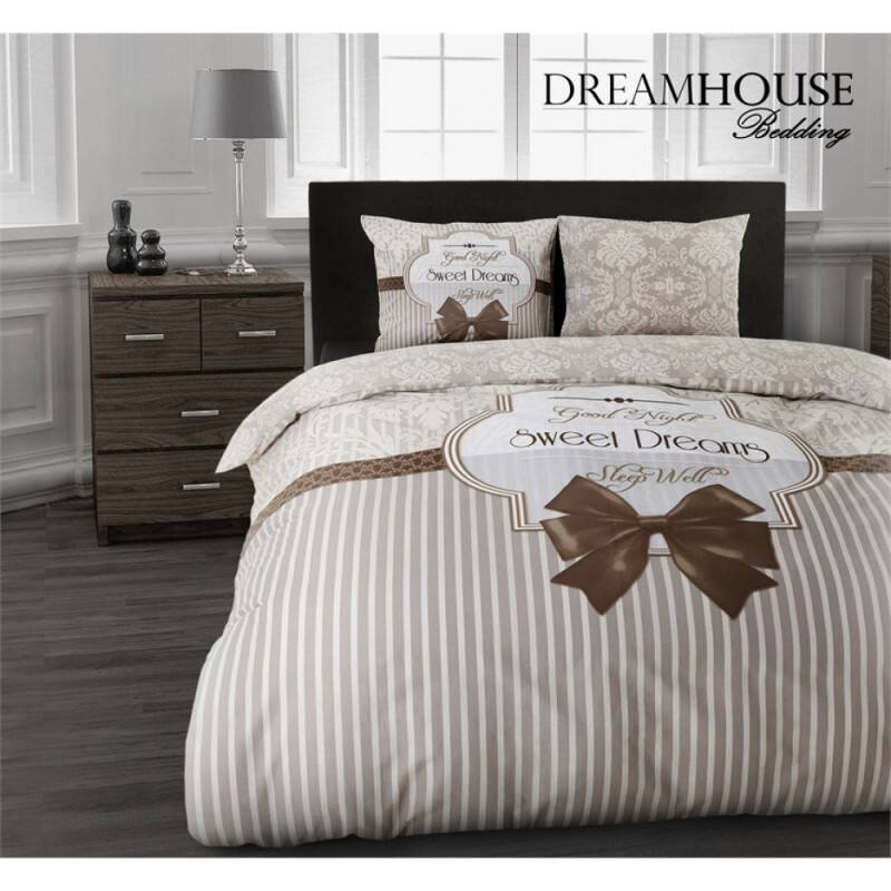 Bedding Sweet Dreams Taupe