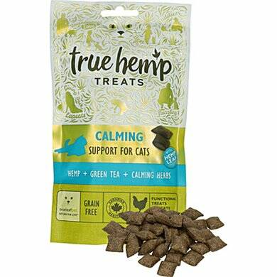 True hemp - gebit verzorging - katten.