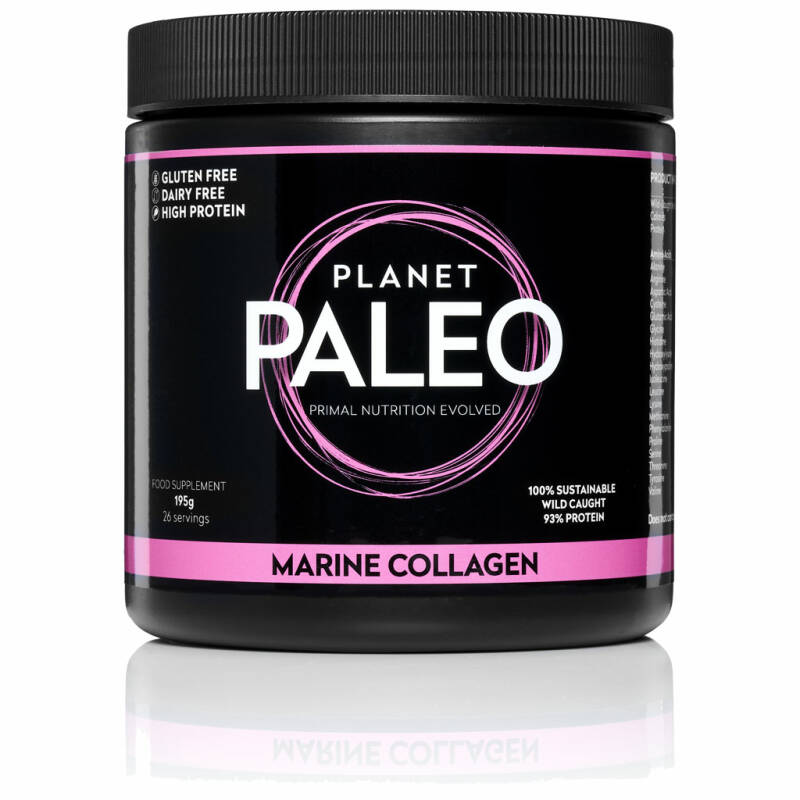 Planet Paleo Marine Collagen 195 gr.