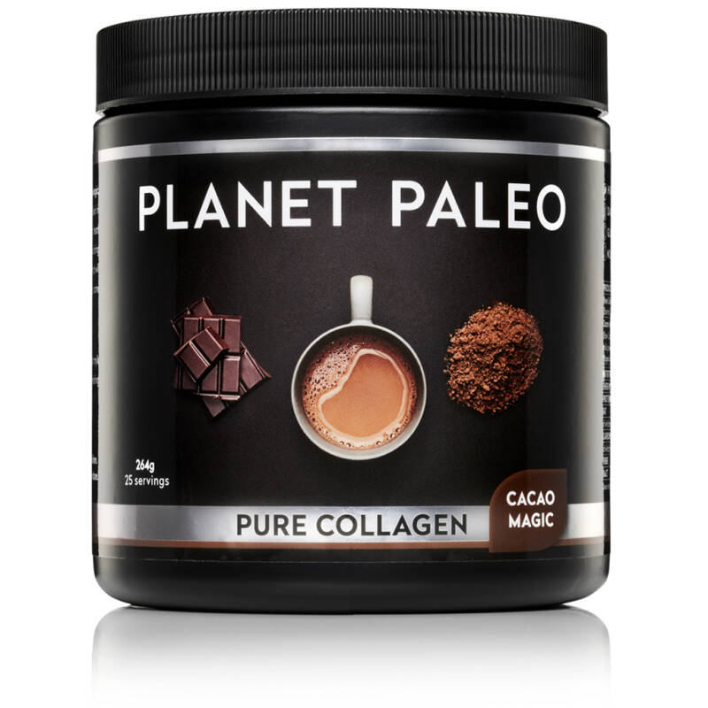 Planet Paleo Pure Collagen Cacao Magic 264 gr.