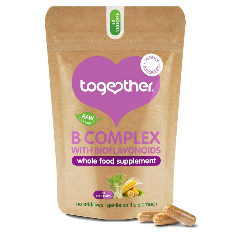 Together Health B-Vitamine Complex 30 capsules