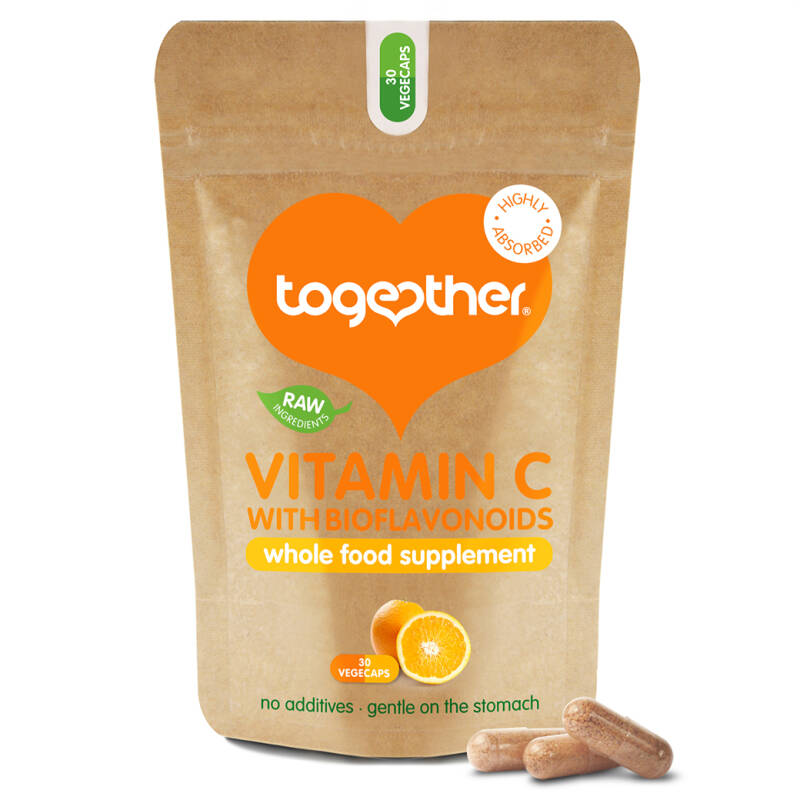 Together Health Citrus Vitamine C 30 capsules