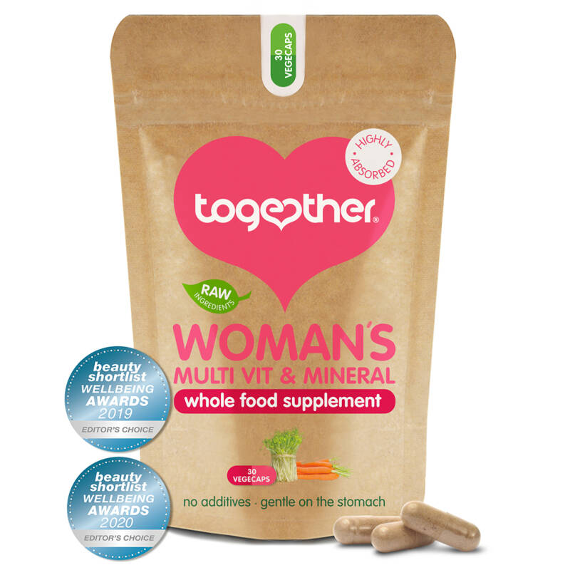 Together Health Vrouw Multi Vit 30 capsules