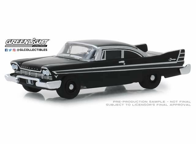 1957 Plymouth Fury *Black Bandit Series 21*
