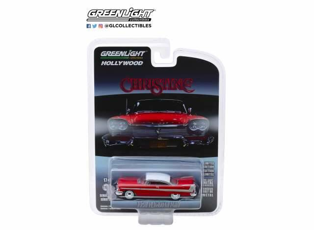 1958 Plymouth Fury Christine 1983 *Hollywood series 23*