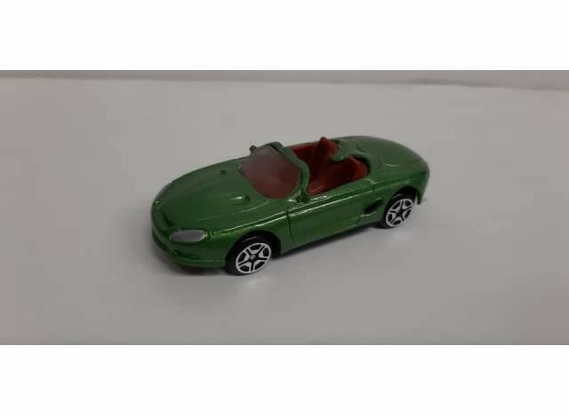 1993 Ford Mustang Mach III, green