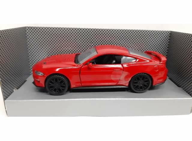 2018 Ford Mustang GT, red