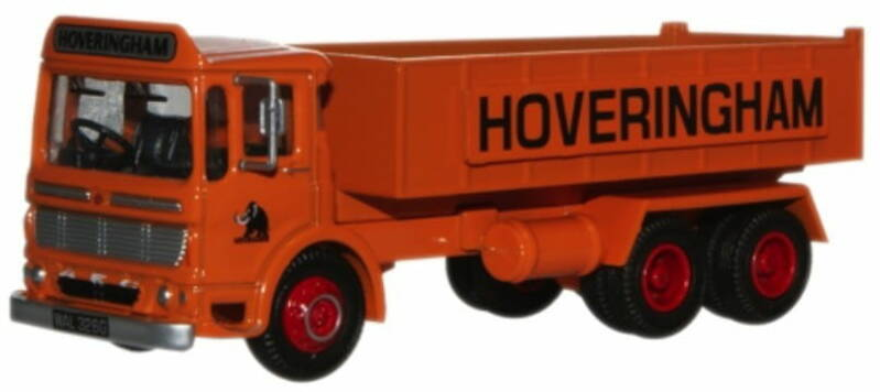 AEC HOVERINGHAM Ergomatic 6 Wheel Tipper