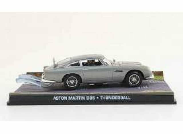 Aston Martin DB5 James Bond *Thunderball*