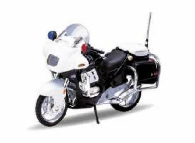 BMW R1100 RT *police*, white