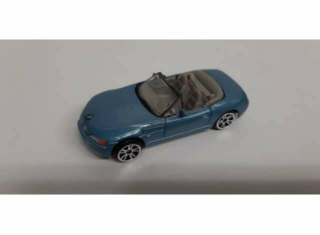 BMW Z3, light blue