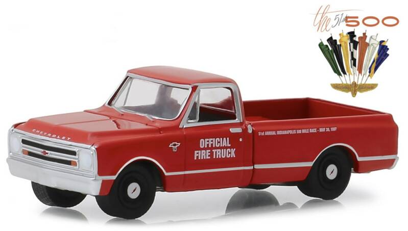 Chevrolet C-10 51st ANNUAL INDY 500 OFFICIAL TRUCK 1967