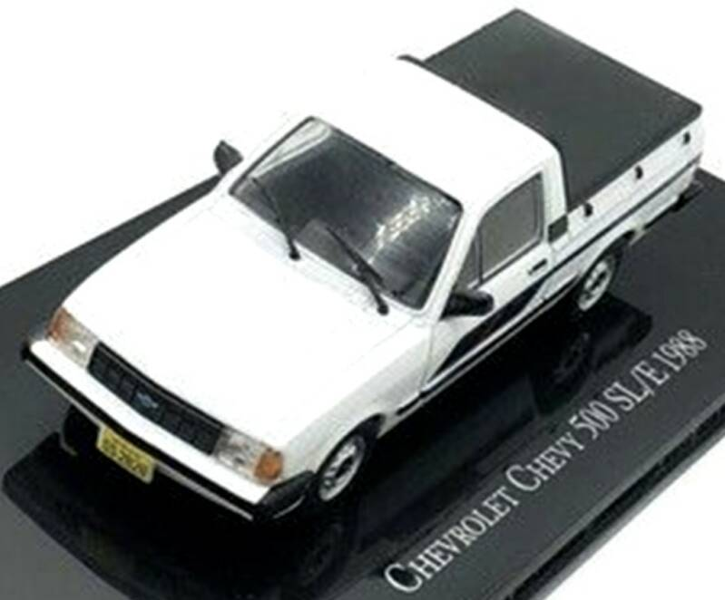Chevrolet CHEVY 500 SI/E 1988 wit
