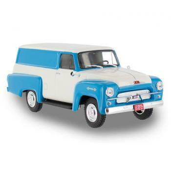 Chevrolet Corisco 1962 blauw wit