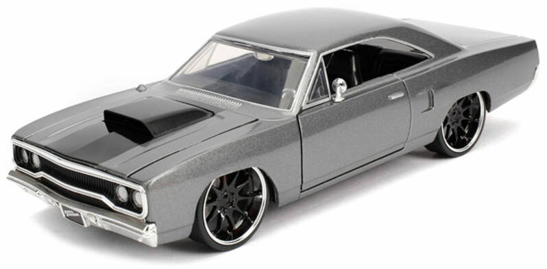 DOM'S Plymouth ROAD RUNNER FAST & THE FURIOUS