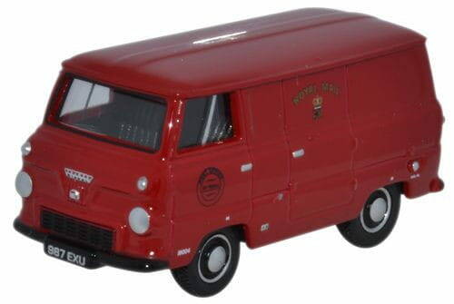 FORD 400E VAN 'ROYAL MAIL' knalrood