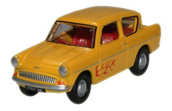 FORD ANGLIA (THE YOUNG ONES)