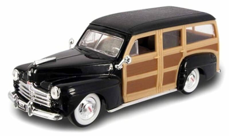 FORD WOODY STATION WAGEN 1948