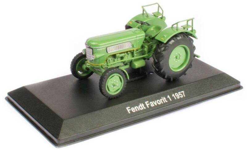 Fendt FAVORIT 1 1957