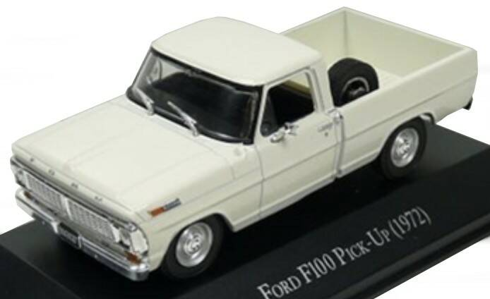 Ford F100 PICK-UP 1972 - UNFORGETABLE CARS