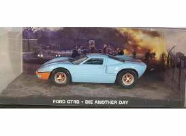 Ford GT40 James Bond *Die Another Day*