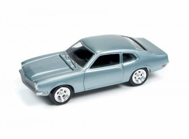 Ford Maverick grijs metallic