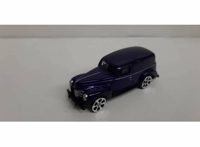 Ford Sedan Delivery, blue