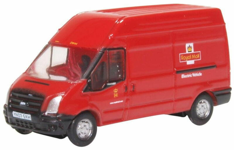 Ford TRANSIT MK5 ROYAL MAIL