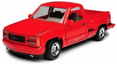 GMC SIERRA GT PICK UP 1992