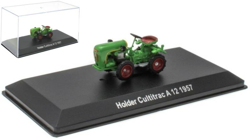 HOLDER CULTITRAC A 12 TRACTOR 1957