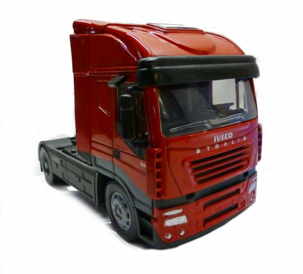 Iveco Stralis rood